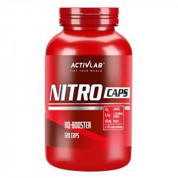 ACTIVLAB Nitro Caps 120caps