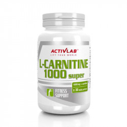 ACTIVLAB L-Carnitine 1000...