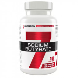 7NUTRITION Sodium Butyrate...