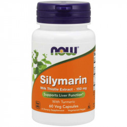 NOW Silymarin Milk Thistle...
