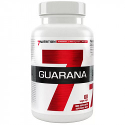 7NUTRITION Guarana 60vegcaps