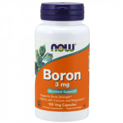 copy of NOW Boron 3mg...