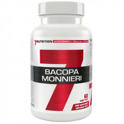 7NUTRITION Bacopa Monnieri...