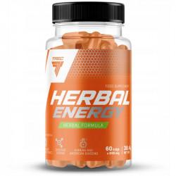 TREC Herbal Energy 60caps