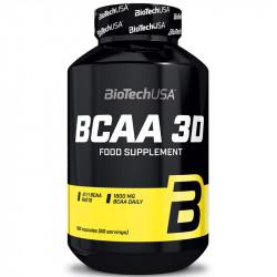 Biotech USA BCAA 3D 180caps