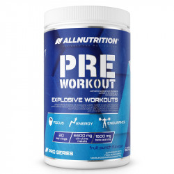ALLNUTRITION Pre Workout 600g