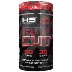 IHS Iron Cut 90caps