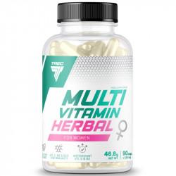 TREC Multi Vitamin Herbal...