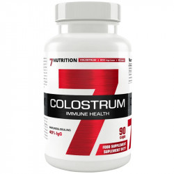 7NUTRITION Colostrum 90caps