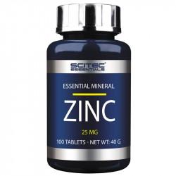 SCITEC Zinc 25mg 100tabs