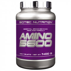SCITEC Amino 5600 1000tabs