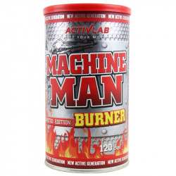 ACTIVLAB Machine Man Burner...