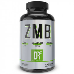 DR2 Nutrition ZMB 120caps