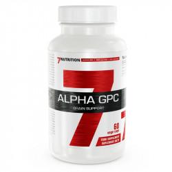 7NUTRITION Alpha GPC 60vegcaps