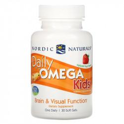NORDIC NATURALS Daily Omega...