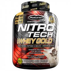 MUSCLETECH Nitro Tech 100%...