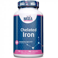 HAYA LABS Chelated Iron...