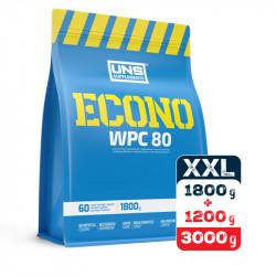 UNS Econo Wpc 80 XXL 3000g