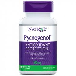 NATROL Pycnogenol 50mg 60caps