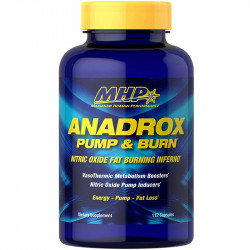 MHP Anadrox Pump & Burn...