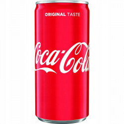 Coca-Cola Original Taste 200ml
