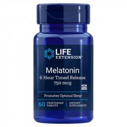 LIFE EXTENSION Melatonin 6...