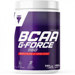 TREC BCAA G-Force 1150 360caps