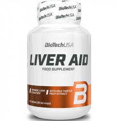 Biotech USA Liver Aid 60tabs