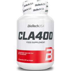Biotech USA Cla 400 80caps