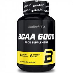 Biotech USA BCAA 6000 100tabs