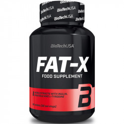 Biotech USA Fat-X 60tabs