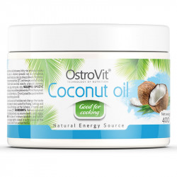 OSTROVIT Coconut Oil 400g...