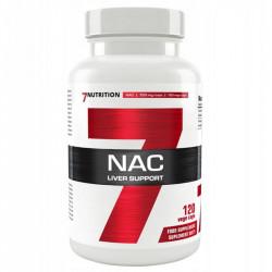 7NUTRITION NAC 120vegcaps