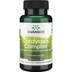 SWANSON Cordyceps Complex...
