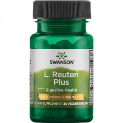 SWANSON L. Reuteri Plus...