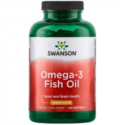 SWANSON Omega-3 Fish Oil...