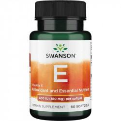 SWANSON Vitamin E 400 IU...
