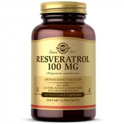SOLGAR Resveratrol 100mg...