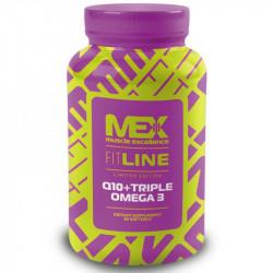 MEX Q10+Triple Omega 3 90caps