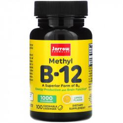 JARROW FORMULAS Methyl B-12...