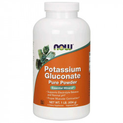 NOW Potassium Gluconate...