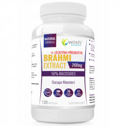 WISH Brahmi Extract 200mg...