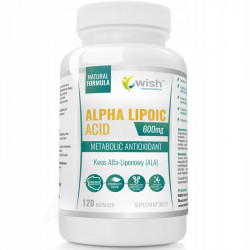 WISH Alpha Lipoic Acid...