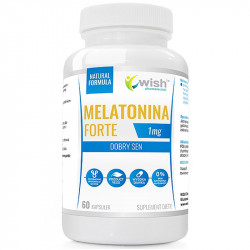 WISH Melatonina Forte 1mg...