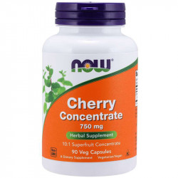 NOW Cherry Concentrate...