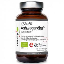 Kenay KSM-66 Ashwagndha 60caps