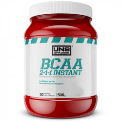UNS BCAA 2-1-1 Instant 500g