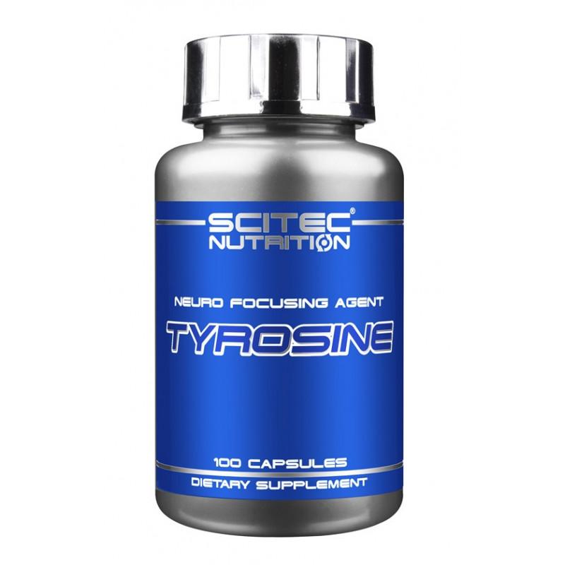 SCITEC Tyrosine 100caps