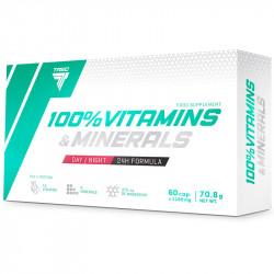 TREC 100% Vitamins&Minerals...