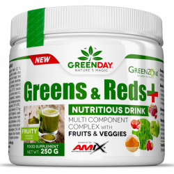 AMIX Green Day Greens&Reds+...